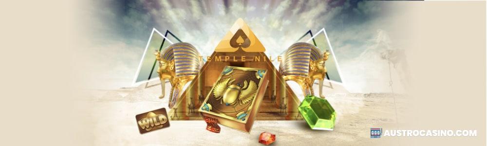 Temple Nile Casino Testbericht